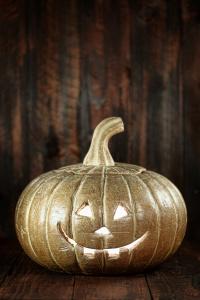 Halloween Kürbis Geschenkidee