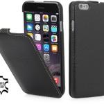 Hülle aus Leder für IPhone 6 - UltraSlim Case