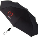 Heidi Klum Regenschirm